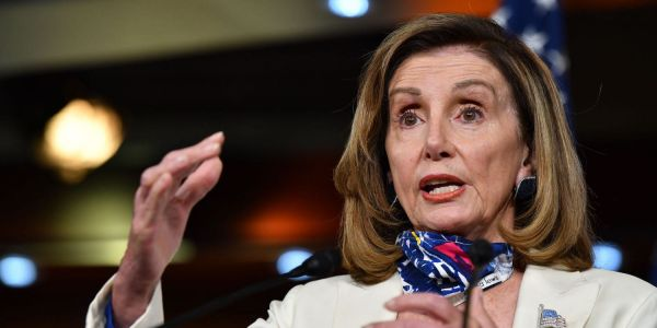 Nancy Pelosi blasts the White House's $1.8 trillion stimulus offer and lists 8 areas with 'deficiencies'
