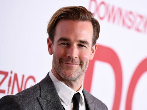 James Van Der Beek shared a photo of his wife's placenta on Instagram - and fans are applauding it