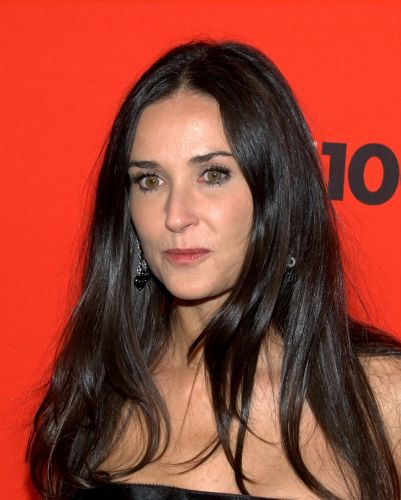 Demi Moore Rejecting Donald Trump Supporters For Fans Is Fake News