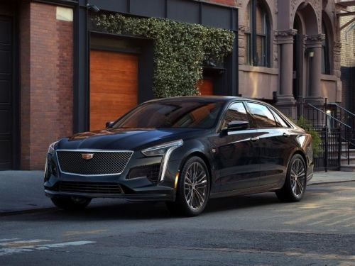 The most luxurious Cadillac is getting an extra dose of American V8 muscle