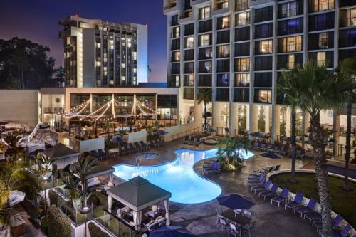 532 Room Newport Beach Marriott Hotel & Spa Sold