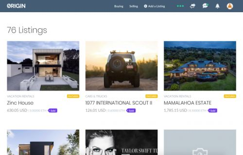 Origin launches protocol for building cheaper decentralized Ubers & Airbnbs
