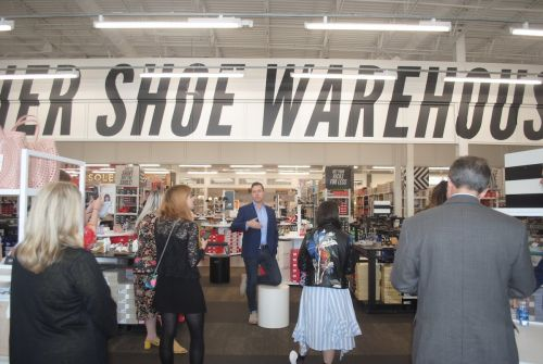 DSW has completely changed its stores and rewards program as it tries to take on Amazon-owned Zappos - here's what it's like to shop there now