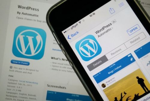 WordPress.com parent Automattic raises $300 million from Salesforce at a $3 billion valuation