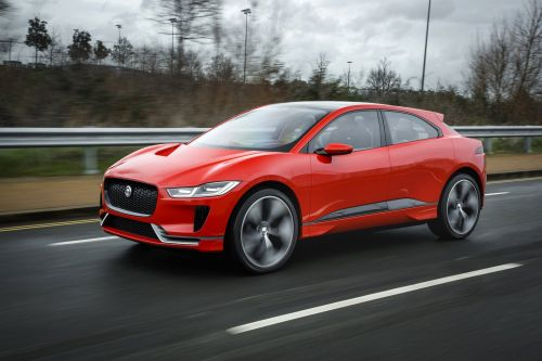 Jaguar is releasing its stunning Tesla rival in 2018 - here's a closer look at the SUV
