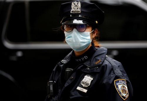 The NYPD is suffering a staffing hit amid the coronavirus - over 6,000 officers are reportedly out sick, and over 1,400 employees have tested positive for COVID-19