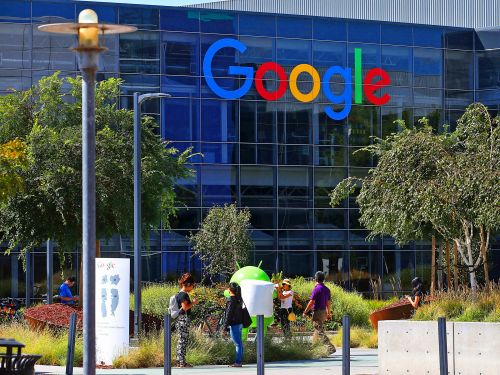All the companies and divisions under Google's parent company, Alphabet