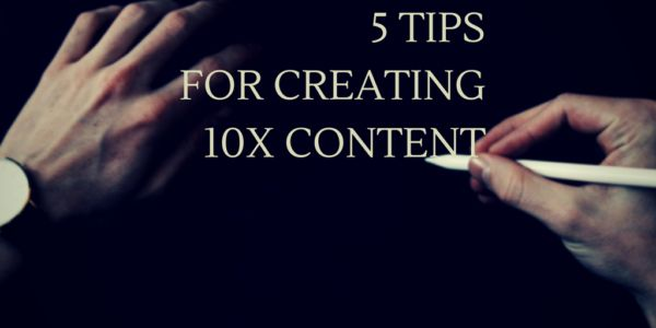 5 Tips for Creating High Quality Content