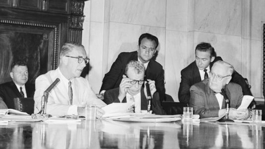 Senate Inquiry On Drug Prices Echoes Landmark Hearings Held 60 Years Ago