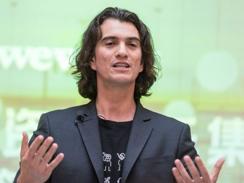 Everything we know going on at WeWork