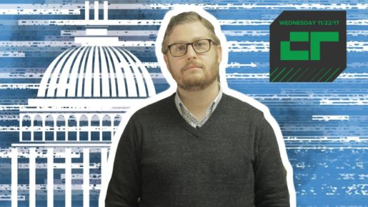 Crunch Report | Uber's data breach and Apple's self-driving cars
