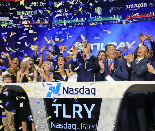 Tilray is getting slammed as its IPO lock-up period expires. Here's what an IPO lock-up period means