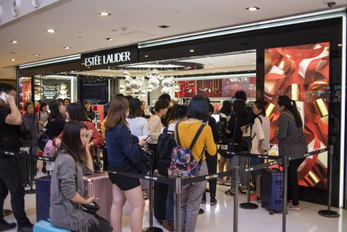 Estee Lauder jumps on 'outstanding' earnings beat, positive outlook