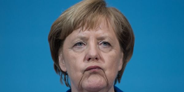 Merkel says she won't take AstraZeneca COVID vaccine because she's too old as 1.4 million jabs are left unused