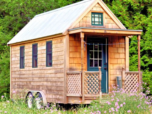 America is swept up in tiny-house fever - here's how much it'll actually cost to build one of your own