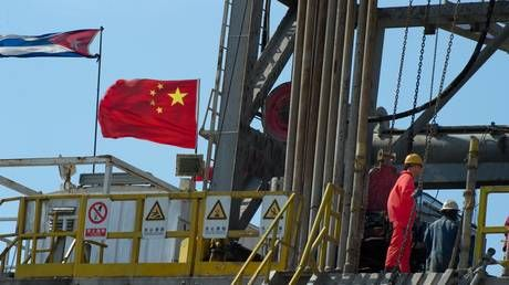 China's newest oil hotspot is in America's backyard