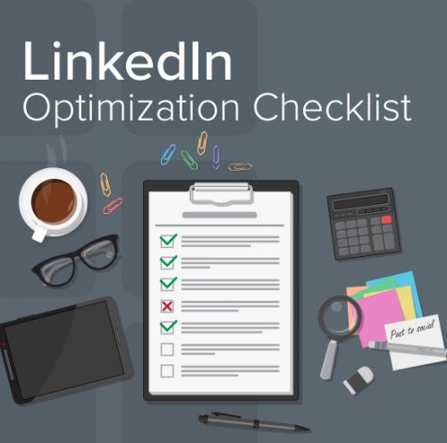 LinkedIn - Optimization Checklist