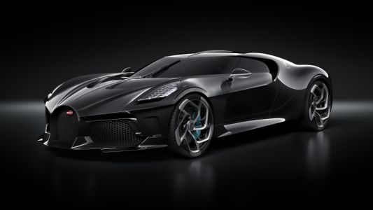 Bugatti Just Unveiled the Most Expensive New Car Ever-But Its Buyer Remains a Mystery