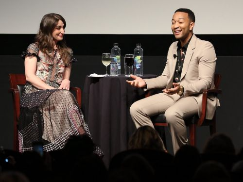 John Legend has advice for young musicians - and it's actually something everyone can use