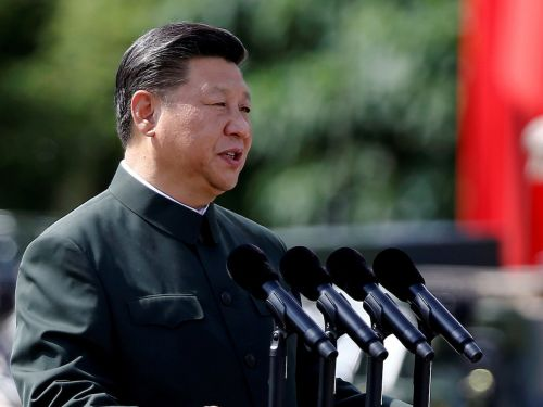 Xi Jinping caught everyone off-guard while celebrating China's $20 billion sea bridge