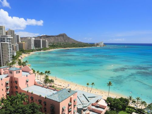 Hawaii's iconic Waikiki Beach could be engulfed by the ocean in 20 years - here's the plan to save it