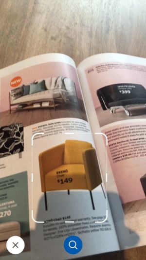 GrokStyle's visual search tech makes it into IKEA's Place AR app