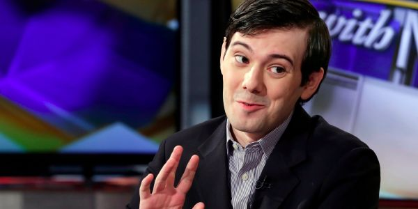 'Pharma Bro' Martin Shkreli had $7 million of his assets seized when he was sent to prison - and people are arguing over who gets the first slice