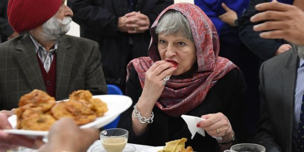 British food and drink industry warns that Theresa May is ignoring their concerns about a 'catastrophic' no-deal Brexit