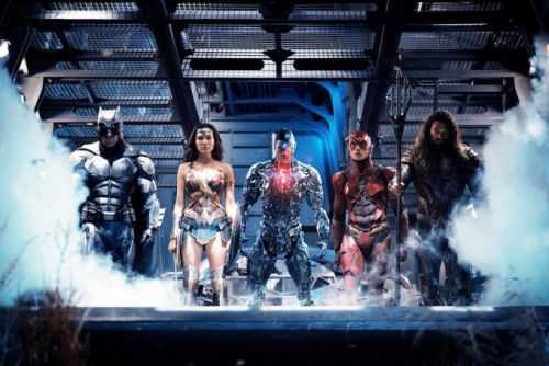 'Justice League' looks ugly and rushed, but I liked it anyway