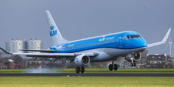 Dutch airline KLM apologized after a tweet telling followers you're more likely to survive a plane crash if you're sitting at the back