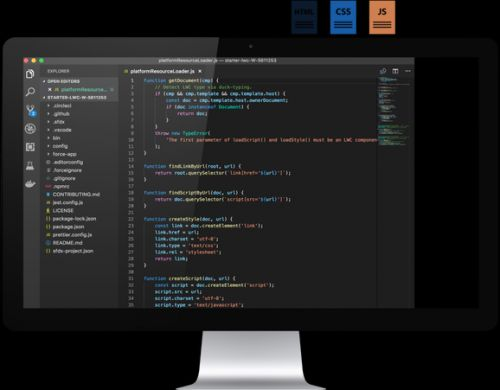 Salesforce's Lightning platform now supports JavaScript web components