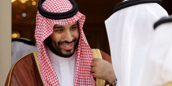 Saudi Arabia's crown prince is reportedly hiding his mother from the king and is making up bizarre excuses to explain her disappearance