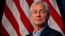 JPMorgan CEO Jamie Dimon: 'I Shouldn't Have' Made Comments About Donald Trump