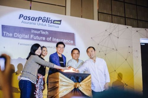 Three Indonesian tech unicorns unite to back digital insurance startup
