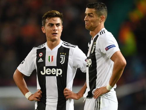 Cristiano Ronaldo completely ruined a last-minute goal of the season contender by Paolo Dybala
