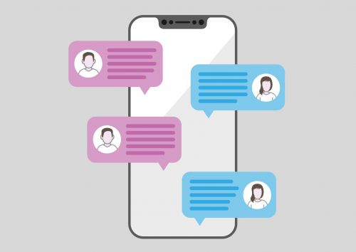 It's a Conversation: Engaging With B2B Prospects on the Marketing Site