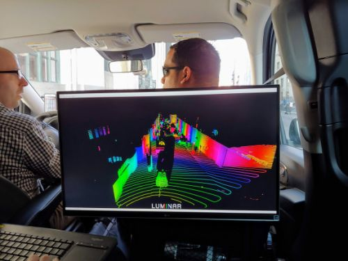 Luminar partners with Volvo and unveils perception development kit