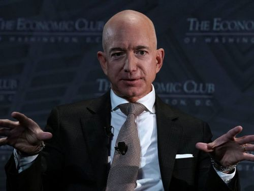 Amazon tops up pay for longtime staff after disgruntled workers email Jeff Bezos directly