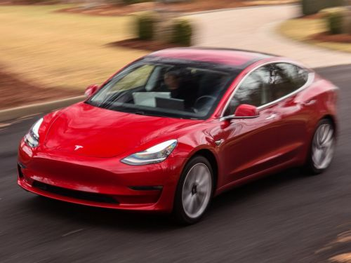 Every electric vehicle you can buy in the US