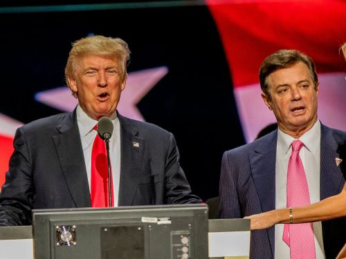 A former bank CEO is accused of bribing Trump campaign chair Paul Manafort with $16 million in loans in exchange for a top White House position he never received