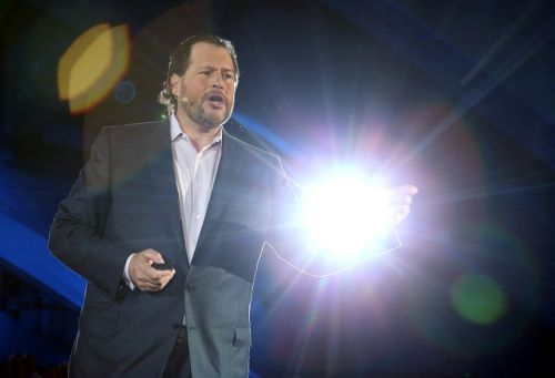 Salesforce keeps rolling with another monster quarter, as it sets $20 billion revenue goal