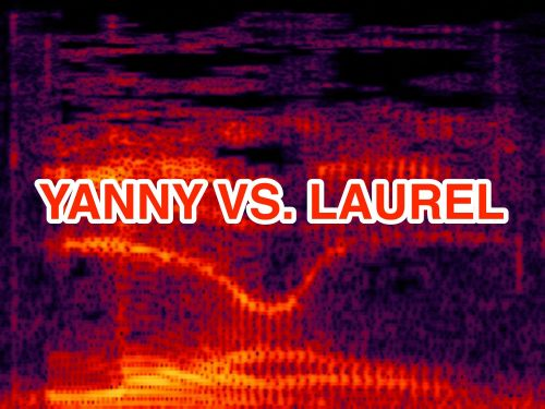 The Internet can't decide if this recording says 'Yanny' or 'Laurel' - what do you hear?