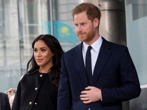 Meghan Markle and Prince Harry paid tribute to victims of the Christchurch attack with a surprise visit to London's New Zealand House