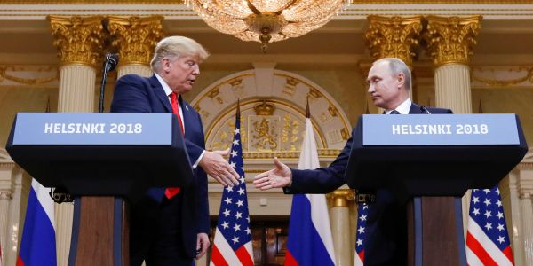 Daughter of US ambassador to Russia slams Trump's press conference with Putin: 'No negotiation is worth throwing your own people and country under the bus'