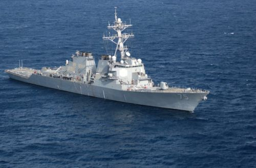 USS Donald Cook Turning Back From Syrian Waters After Forgetting Missiles Is Satire