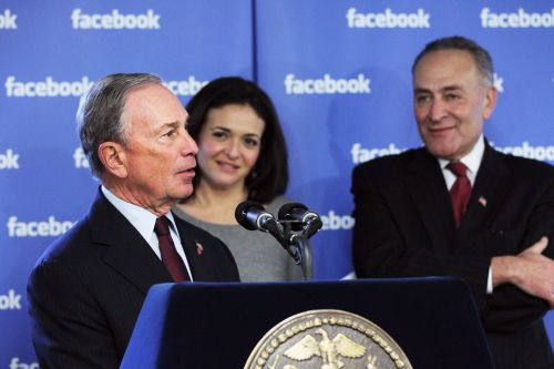 Facebook has reportedly shown users 1.5 billion Bloomberg 2020 ads, more than twice as many as all other presidential candidates combined, including Trump