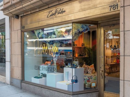 I visited NYC's new luxury head shop that sells upscale cannabis products like $125 mini-bongs and a $450 lighter. It was a firsthand look at how dramatically weed culture is changing