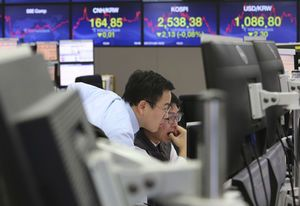 China stock slump weighs on global markets