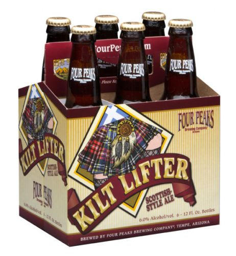 Four Peaks Brewing Review: Pick Up A Kilt Lifter For BBQs To Enjoy A Great Tasting Scottish-Style Ale