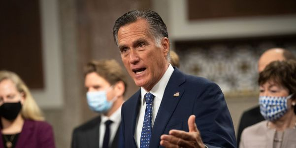 Mitt Romney, Liz Cheney, and other GOP lawmakers who criticized Trump or voted to impeach him have spent tens of thousands of dollars on private security